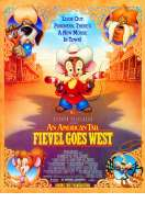 Affiche du film Fievel au far-west