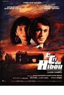 Affiche du film Le cri du hibou