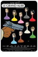 Affiche du film Le Grand alibi