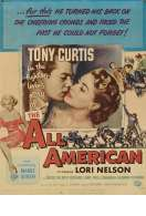 Affiche du film The All-American