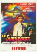 Affiche du film Le survivant d'un monde parall�le