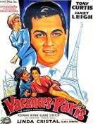 Affiche du film Vacances a Paris