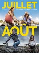 Affiche du film Juillet Ao�t
