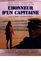 Affiche du film L'honneur d'un capitaine
