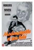 Affiche du film Mademoiselle et Son Bebe