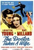 Affiche du film Le Docteur se Marie