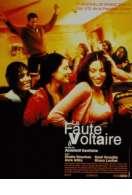 Affiche du film La faute � Voltaire