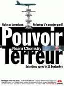 Affiche du film Noam Chomsky : pouvoir et terreur