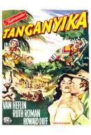 Affiche du film Tanganyika