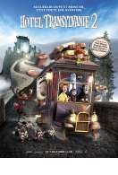 Affiche du film Hotel Transylvanie 2