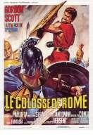 Affiche du film Le colosse de Rome