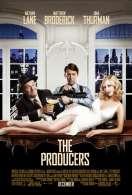 Affiche du film Les Producteurs