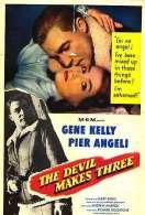 Affiche du film Le diable fait le troisi�me