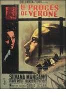 Affiche du film Le proc�s de V�rone