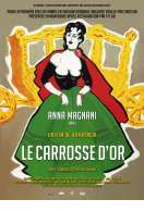 Affiche du film Le carrosse d'or