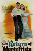 Affiche du film Le Retour de Monte Cristo