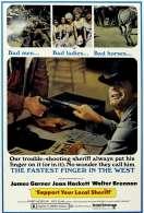 Affiche du film Ne Tirez Pas Sur le Sherif