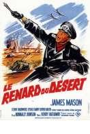 Affiche du film Le Renard du Desert