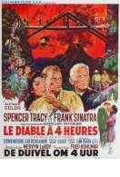 Affiche du film Le Diable a 4 Heures