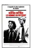 Affiche du film Les hommes du pr�sident