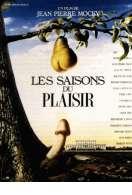 Affiche du film Les saisons du plaisir