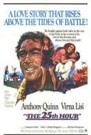 Affiche du film La Vingt Cinquieme Heure