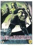 Affiche du film Le Fils de Frankenstein