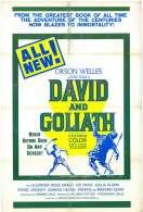 Affiche du film David et Goliath