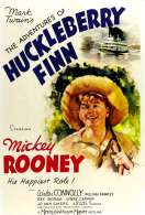 Affiche du film Les Aventures de Huckleberry Finn