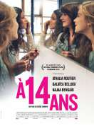 Affiche du film A 14 ans