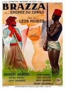 Affiche du film Brazza ou l'�pop�e du Congo