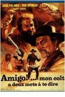 Amigo Mon Colt a Deux Mots a Te Dire, le film
