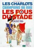 Affiche du film Les Fous du Stade