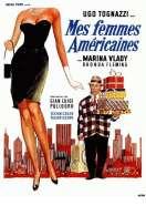 Affiche du film Mes Femmes Americaines