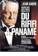 Affiche du film Du Rififi a Paname