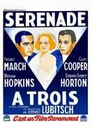 Affiche du film S�r�nade � trois