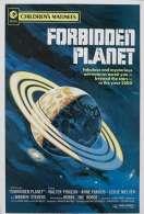 Affiche du film Plan�te interdite