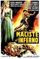 Affiche du film Maciste en Enfer