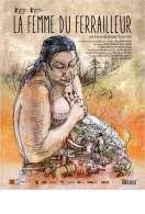 Affiche du film La Femme du ferrailleur
