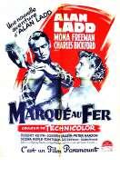 Affiche du film Marque Au Fer