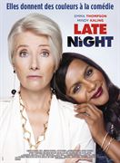 Bande annonce du film Late Night