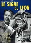 Affiche du film Le signe du lion