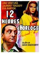 Affiche du film Douze Heures d'horloge