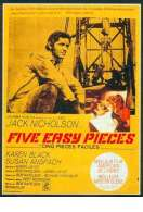 Five easy pieces, le film