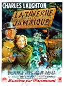 Affiche du film La Taverne de la Jamaique