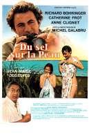 Affiche du film Du Sel Sur la Peau