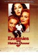 Affiche du film Ennemies Une Histoire d'amour