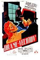 Affiche du film Drame Au Vel d'hiv'