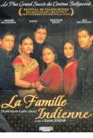 Affiche du film La famille indienne