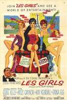 Affiche du film Les Girls